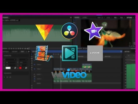 Best Free Video Editing Softwares 2018 + Review from a professional video editor