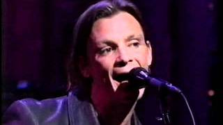 """Chris Whitley - """"Automatic"""" On The Late Show ( March 19th 1997 )"""