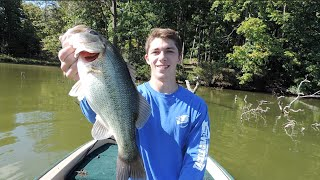Fall Bass Fishing Jigs -- Transition Part: 2