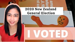How to Vote in General Election NZ 2020-Sharing my experience | Filipino/Kiwi Citizen in New Zealand
