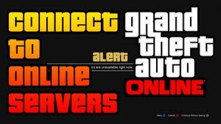 can t connect to gta online here s a simple fix most popular videos
