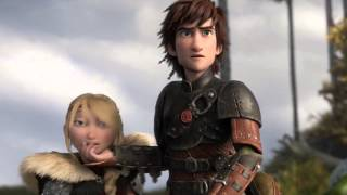 Light Em Up//How To Train Your Dragon//hiccup//astrid//valka//stoick