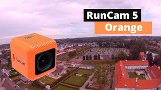 RunCam 5 Orange FPV Freestyle