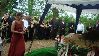preview picture of video 'Szlichtyngowa 2009 -  pogrzeb von Schlichting'