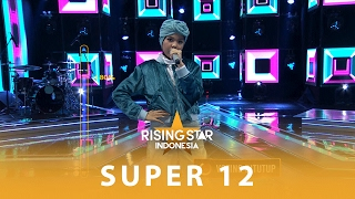 """Anisa Cahayani """"Ain't My Fault""""   Super 12   Rising Star Indonesia 2016"""