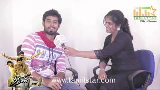 Aari Talks about Dharani Movie