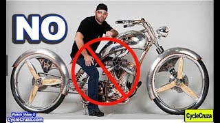 Why NEVER BUY A Custom Motorcycle