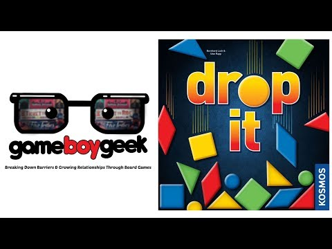 Drop it Review with the Game Boy Geek
