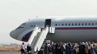 Россиян из Йемена эвакуировали самолетами и кораблями
