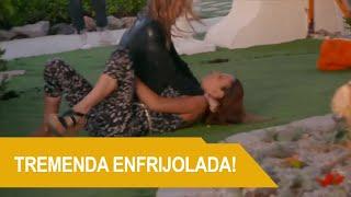 Victoria Le Llega Por La Espalda A Sandra   Rica Famosa Latina   Temporada 3  Episodio 12