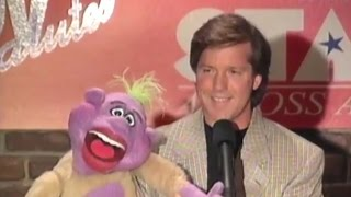 Jeff Dunham and Peanut (1995) - MDA Telethon