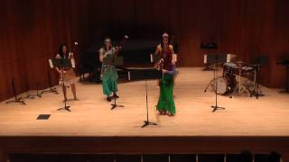 Disney Princess Party, The Breaking Winds Bassoon Quartet