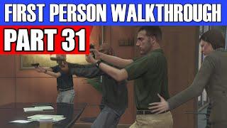GTA 5 First Person Gameplay Walkthrough Part 31 - COVERT OPS! | GTA 5 First Person