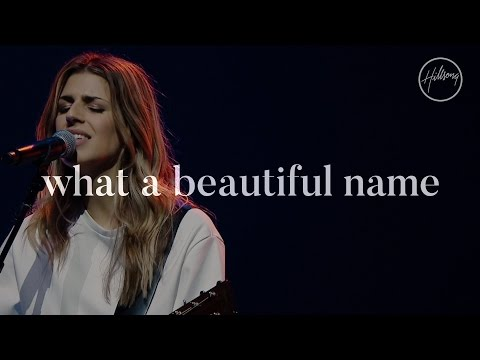 What A Beautiful Name - Hillsong Worship Mp3