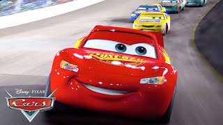 Opening Race from Cars! | Pixar Car