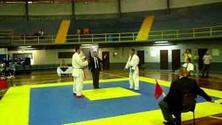 preview picture of video 'P. Cruz vs. C. Duarte- Final kumite Copa Federación'