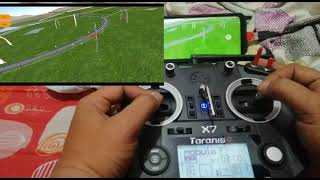 Drone Racing Fx (Android gameplay)