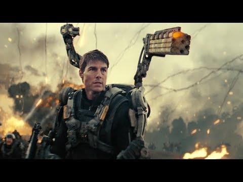 外星生物能預知未來,人類百萬機甲部隊全軍覆沒!速看科幻電影《明日邊緣》