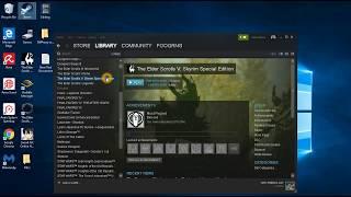 Steam - Skryim SE MOD Load Order Fix