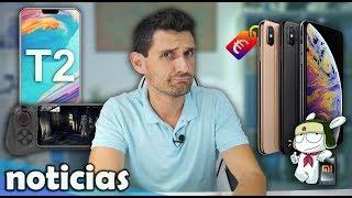 Noticias: precios iPhone XR XS y MAX, Xiaomi Redmi Note 6 y 6 Plus, ¿Ulefone Gaming?