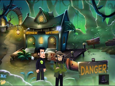 Vortex Point 7  Waddington Swamp Walkthrough [MouseCity Carmel]