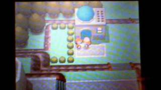 Pokemon Diamond/Pearl - How to find the Suite key (East of Pastoria City)