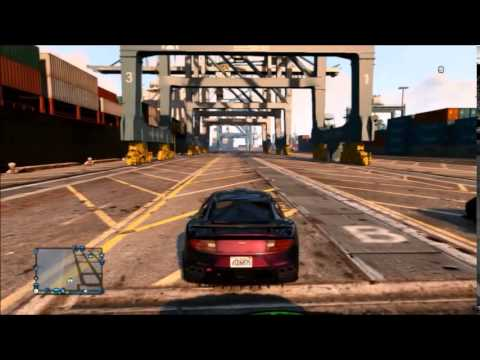 GTA 5 Car Meet/Drags/Flybys