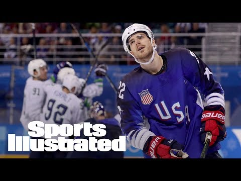 Winter Olympics 2018: USA Loses Opening Hockey Match To Slovenia | SI Wire | Sports Illustrated