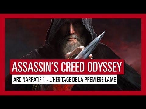 ARC NARRATIF 1 - L'HÉRITAGE DE LA PREMIÈRE LAME de Assassin's Creed: Odyssey