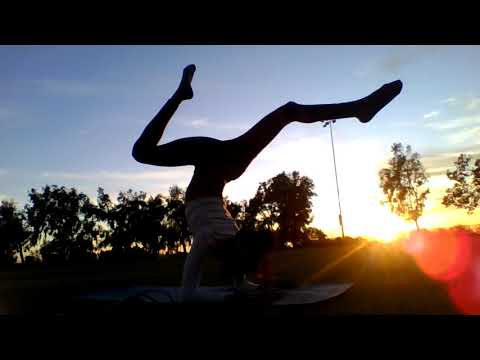 This is a warm up. Not Full out choreography. In this video I am exercising inner confidence and on going flow throughout the body.