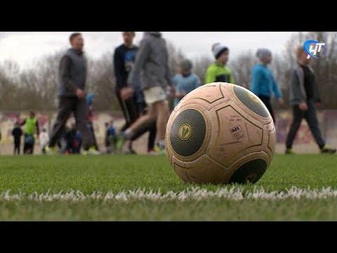 Звезды футбола. Второй день. Сюжет «НТ»