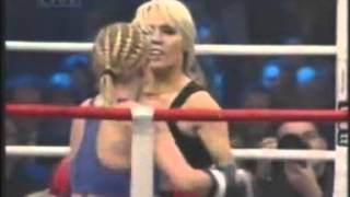 Doro & Mighaela Schaffrath-Promi Boxen 2002
