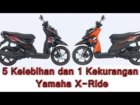 Video 5 Kelebihan dan 1 Kekurangan Yamaha X Ride