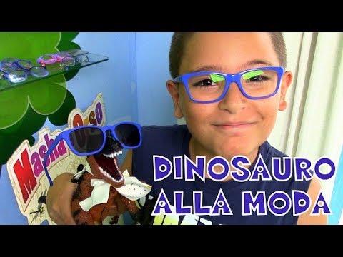 DINOSAURO ALLA MODA - Leo Toys