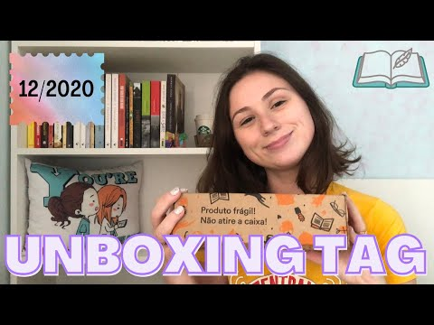 UNBOXING TAG INÉDITOS ?? ÚLTIMO KIT  DO ANO