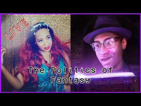 "Angie Speaks Interviews ""Ideas of Ice and Fire"": The Politics of Fantasy"