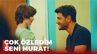 Cem'den Murat'a Sürpriz Ziyaret! | Leke 8. Bölüm