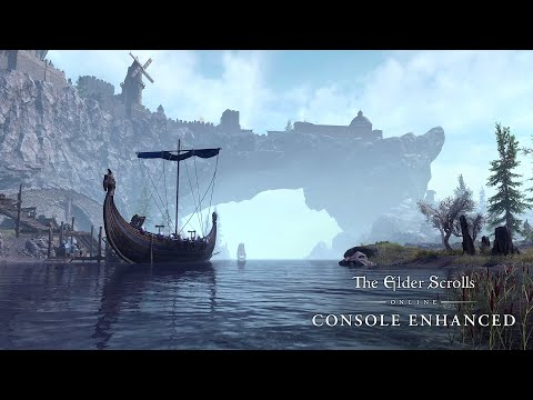 ESO Console Enhanced Launches Today for Xbox Series X|S and PS5