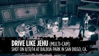 Drive Like Jehu (MultiCam) [full set] - San Diego 8.31.14
