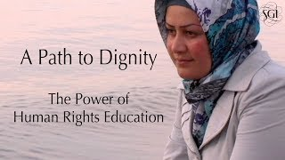 A Path to Dignity: The Power of Human Rights Education