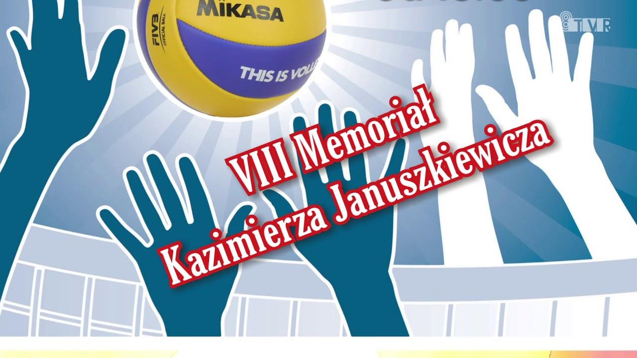 VIII Memoriał Kazimierza Januszkiewicza – ogłoszenie