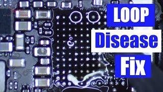 IPhone 7 Audio IC Replacement   Loop Disease Fix