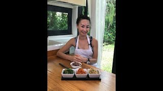 Thinking Chef Season 2 Ep 1 - Stay fit & healthy. Korean Banchan, the Healthier Choice!