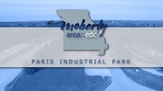 Paris Missouri Industrial Park