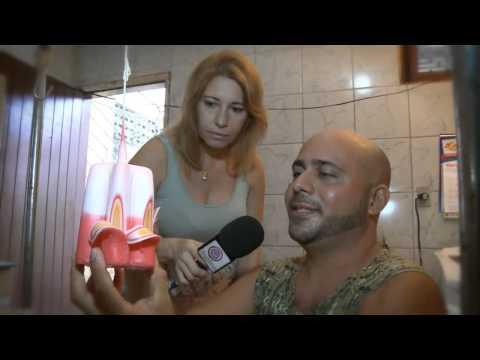 Tratar de vídeo massagem da próstata