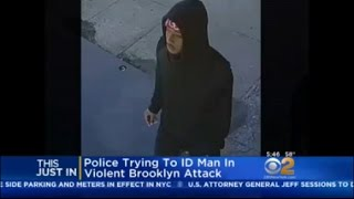 Suspect Sought In Brooklyn Attack