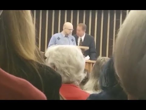 , title : 'Man confronts pedophile in Mormon church'