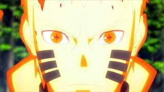 Naruto, Sasuke, Sakura & Sarada Vs Uchiha Shin FULL FIGHT