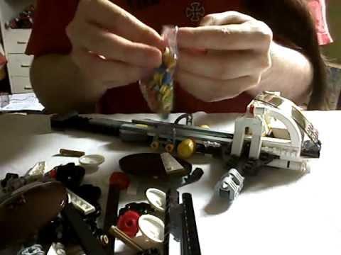 Vidéo LEGO Ninjago 9449 : Le tout-terrain ultrasonique