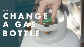 How To Change A BBQ Gas Bottle